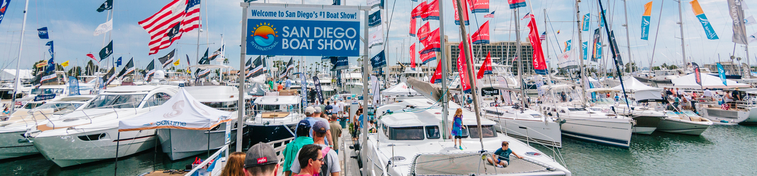 San Diego International Boat Show June Spanish Landing - San diego international car show coupons
